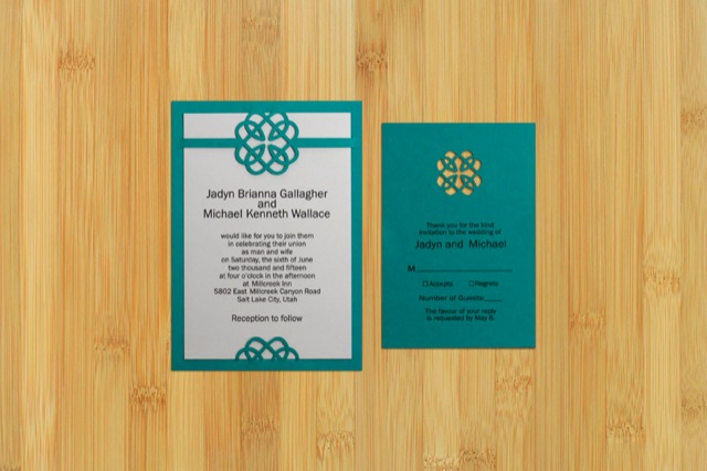 nashville style wedding invitations