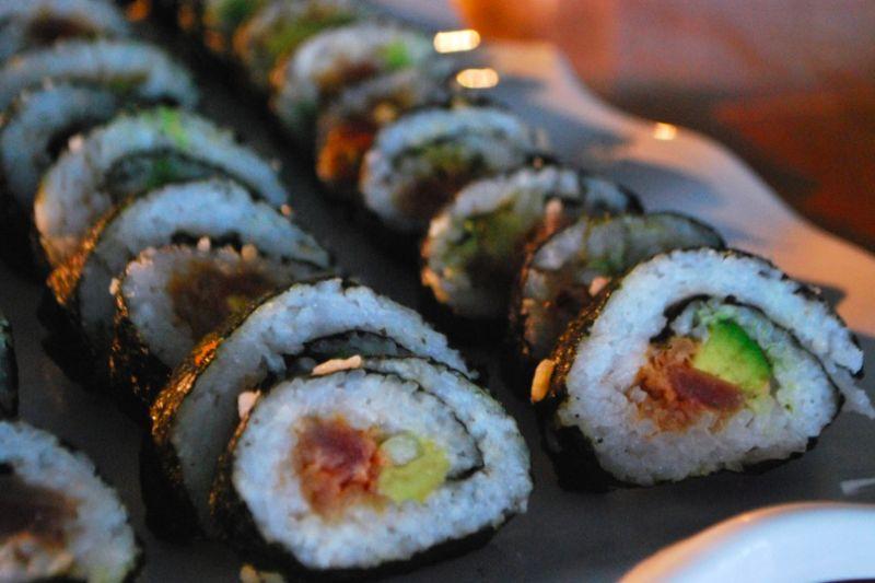 sushi wedding nashville chefs market