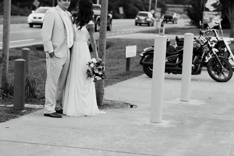 Emily and Jonathan Furman's wedding at the Loveless Cafe