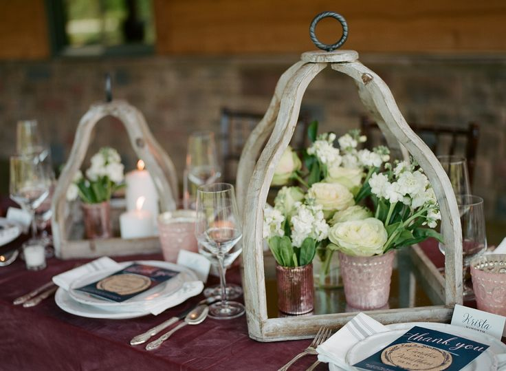 The Barn At Sycamore Farms New Wedding Decor Package featured on Nashville Bride Guide!
