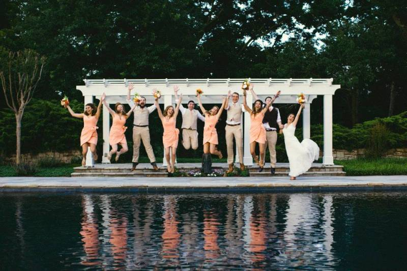 Nashville Area's New Barn Venue Cedarmont Farm featured on Nashville Bride Guide!