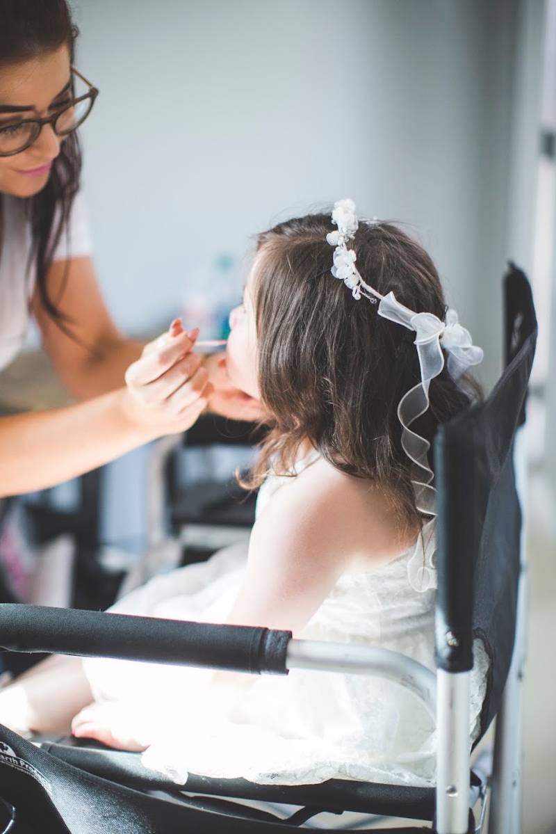 Meet Natural Glam Nashville Hair + Makeup Artist, La Belle Glam featured on Nashville Bride Guide