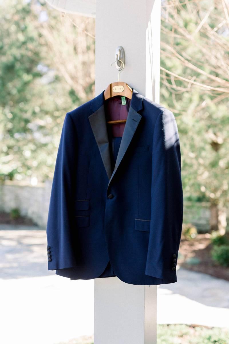 Grooms attire: Elegant southern mansion wedding inspiration featured on Nashville Bride Guide
