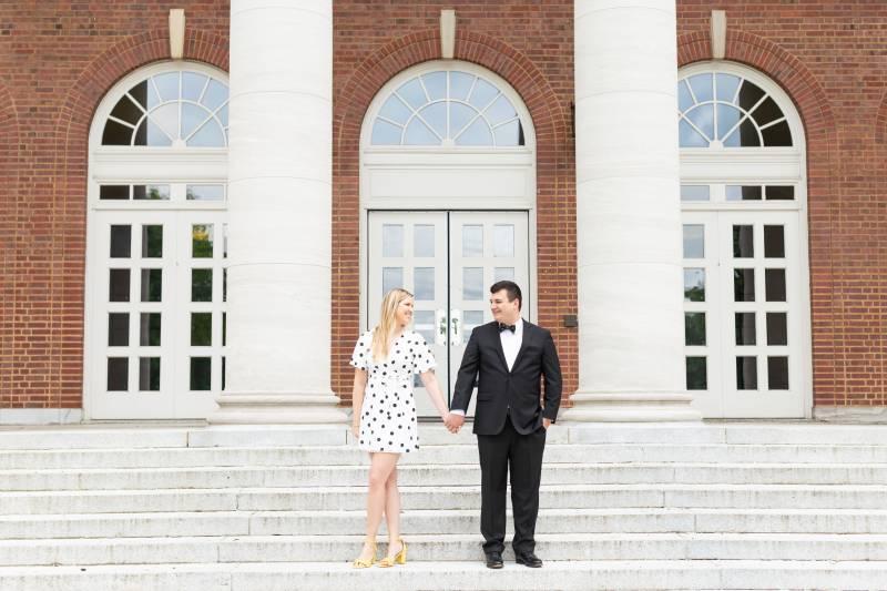 Honeysuckle & Wine Photography Nashville Engagement Session